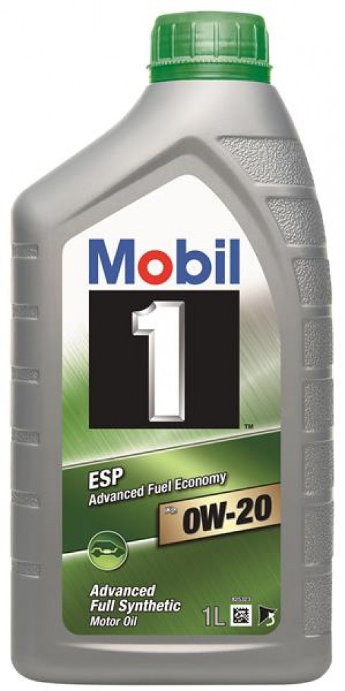 mobil launch mobil 1 esp x2 0w 20. Black Bedroom Furniture Sets. Home Design Ideas